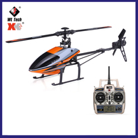 Original WLtoys V950 2.4G 6CH 3D 6G System RC Helicopter with Brushless Motor Flybarless RTF Toys Stronger Wind Resistance