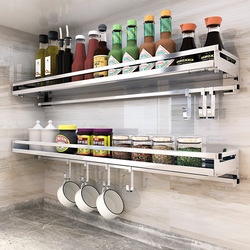 Cozinha prato de secagem rack tigela rack de aço inoxidável prateleira da cozinha parede pendurado 90cm armazenamento tempero abastecimento rack prato escorredor
