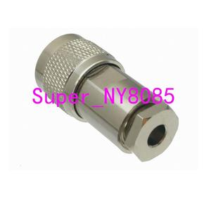 Image 3 - 10 Uds. UHF de enchufe macho, abrazadera PL259, conector RG58 LMR195 RG400 RG142 Cable RF