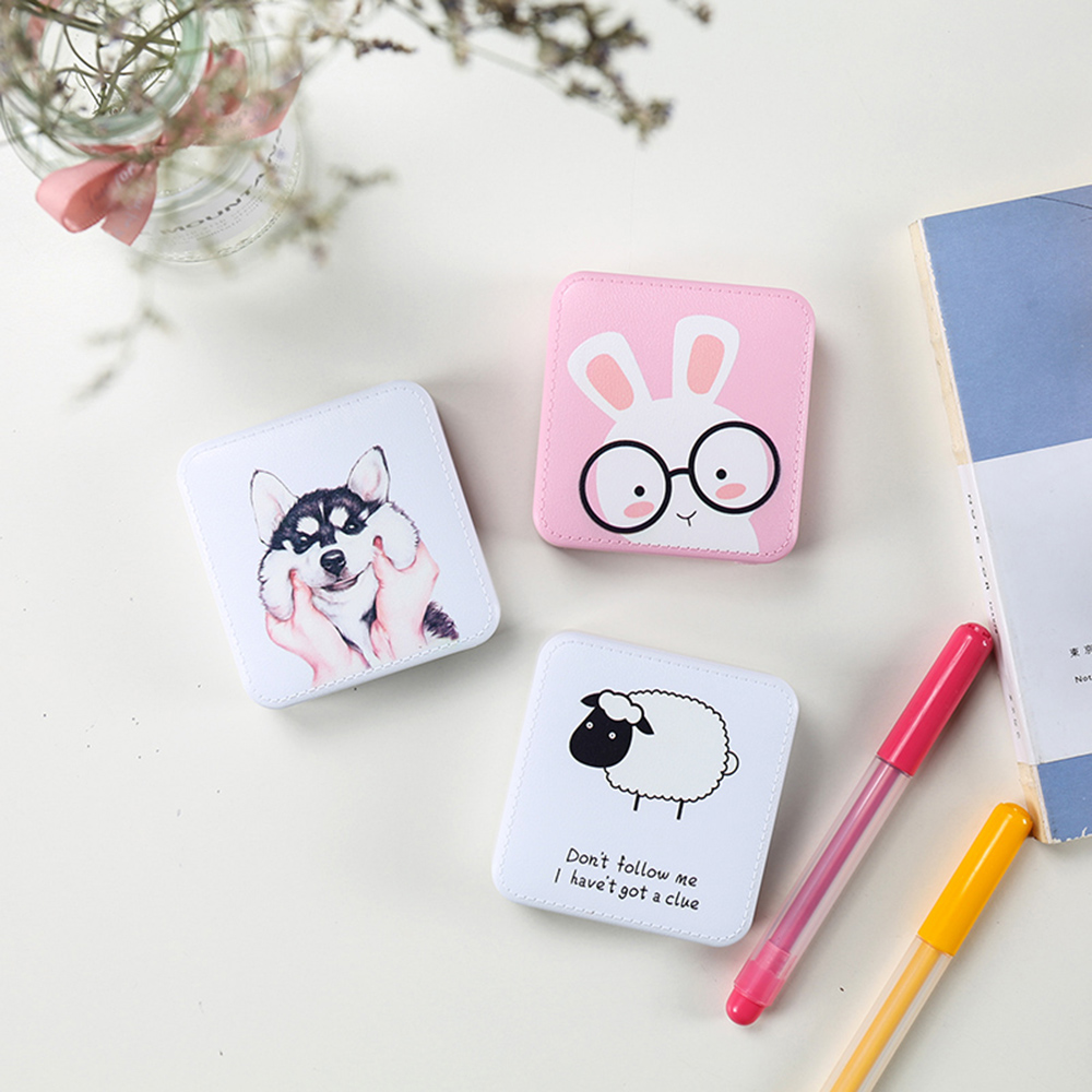 Image 3 - LEMFO Mini Power Bank 10000mah Cute Powerbank 10000 Mah Portable Charger Trust Bank External Battery For Xiaomi Iphone-in Power Bank from Cellphones & Telecommunications