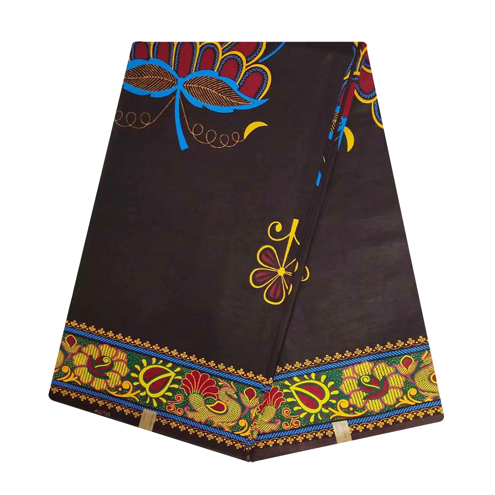 African Wax Holland Fabric High Quality Cotton Veritable Netherlands Print Nigerian Ankara Tulle Wax Pange Cloth For Women