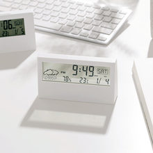 Lamp Alarm Clock Desktop Battery Digital Small Alarm Clock Kids Electronics Radio Reveil Projection Bedroom Decor Alarm clock