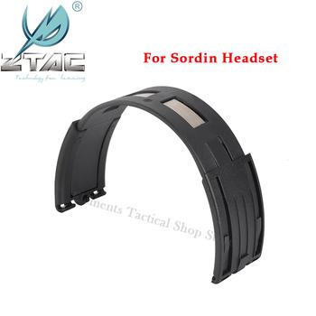 Z-tac Tactical słuchawki Z pałąkiem na głowę do zestawu słuchawkowego Sordin Z pałąkiem na głowę Tactical Headset Accessory tanie i dobre opinie Akcesoria Apply Sordin Tactical Headset