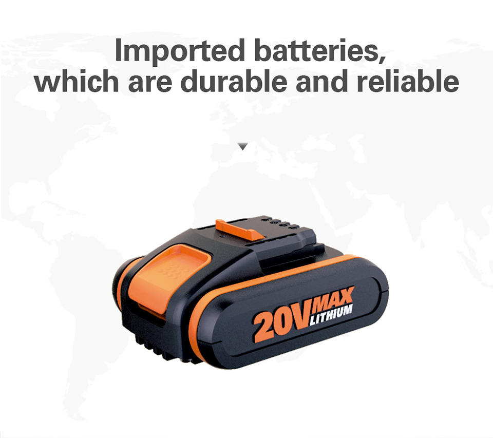 Imported Batteries