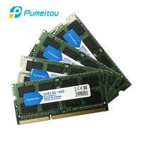 Pumeitou-Memoria RAM AMD para portátil, DDR3, DDR3L, 4GB, 8GB, 1333, 1600MHz, 204 Pines, 1,35 V, novedad