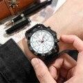 Leuchtende Uhren Casual männer Uhren herren Outdoor Multi-Funktion Quarz Uhren Armbanduhren Männlichen Runde Uhr Montre homme