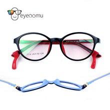 Protective-Glasses Children Optical-Frame Study-Eyewear Anti-Blue-Light Kids TR90 New
