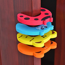 Door-Stopper Finger-Protector Children Card-Lock Baby-Safety Security 5 5pcs/Lot Newborn-Care