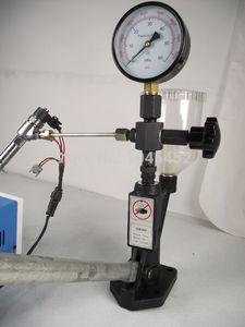 Image 4 - Big sales!CR C multifunction diesel common rail injector tester + S60H Nozzle Validator,Common rail Injector tester tool