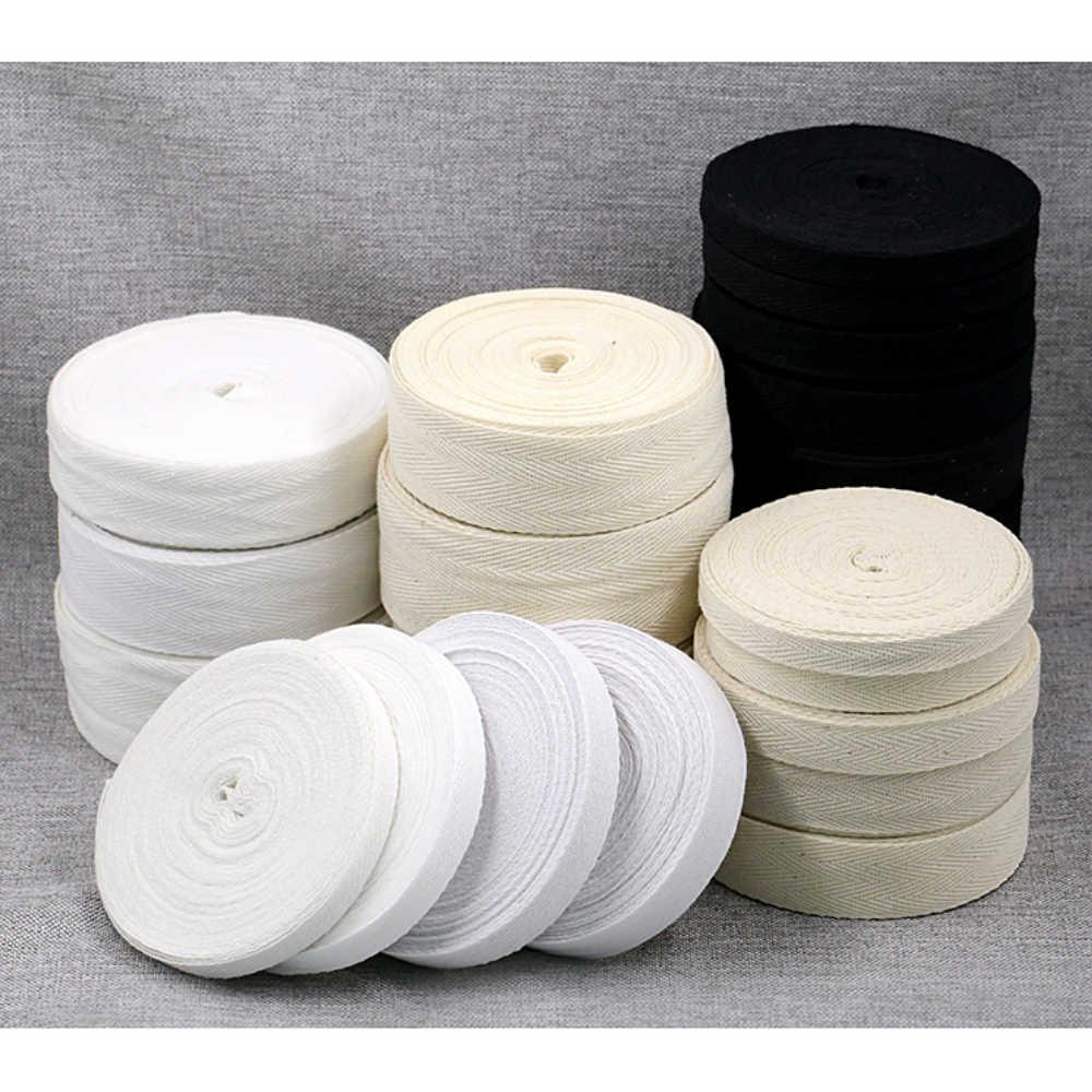 5yd/lot siyah beyaz bej dimi Chevron pamuk bağlama şerit dokuma bant kırpma ambalaj konfeksiyon aksesuarları el yapımı DIY