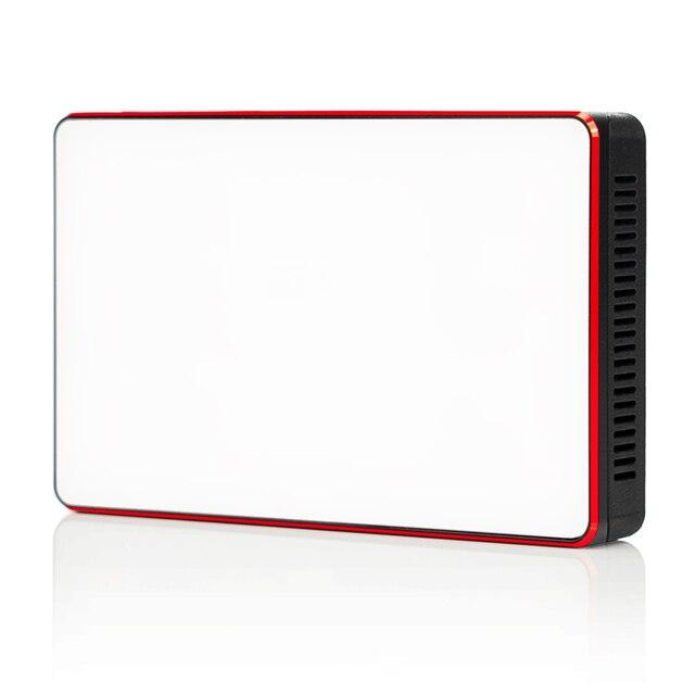 Aputure MC RGBWW סרט אור מלא HSI בקרת צבע 3200 K 6500 K CCT בקרת מיני RGB אור לס Résidus קישור app