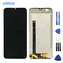 AICSRAD ulefone note 7 7P LCD 디스플레이 + 터치 스크린 note7 용 100% 뉴 디지타이저 어셈블리 note 7 plus 휴대 전화 부품