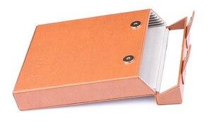 Image 2 - NiSiหนังแบบพกพากรองStorage Protectorกรณีกระเป๋ากระเป๋าสำหรับ 150*150 มม./150*170mmตัวกรองสแควร์ 6 ช่อง