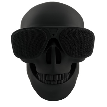 Portable AeroSkull Wireless Bluetooth Speaker Cool Tech Gadgets