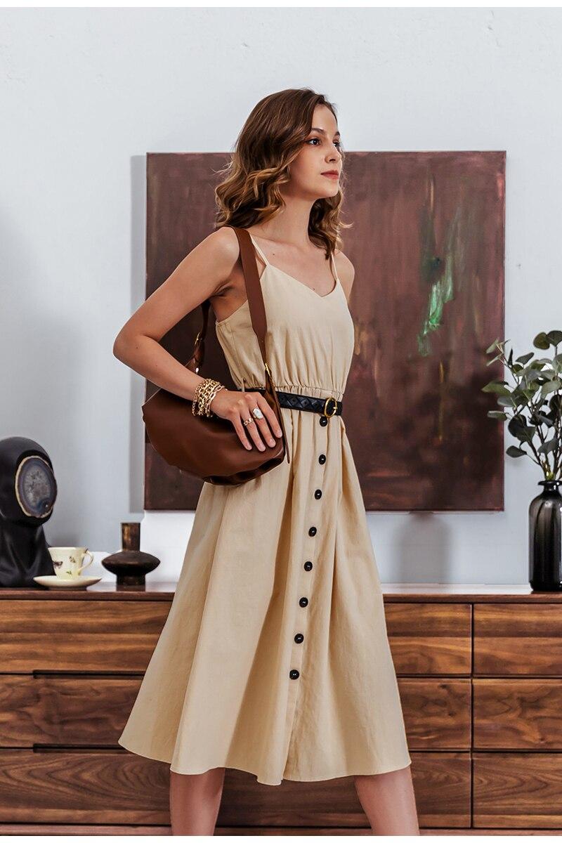 Polka Dot Sleeveless Summer Dress