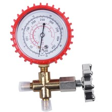 Air Conditioner Refrigeration Single Manifold Pressure Gauge Tool(China)