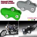 Motorrad Kick Fuß Seite Stehen Unterstützung Platte Verlängerung Pads Für Kawasaki Vulcan VN 900 VN900 Custom Classic 2006-2016