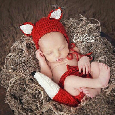 Baby Girls Boys Costume Photo Photography Prop Outfits Pure Hammock