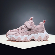Spring Children Shoes Kids Sneakers Girls Sports Trainers Breathable Leisure