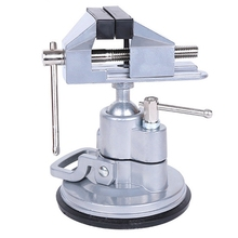 360 Degree Rotation Adjustable Vise Clamp Fixed To The Chuck Frame Rotatable Table