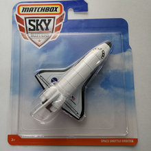 2019 Matchbox plan SKY BUSTERS SPACE SHUTTLE ORBITER Metal Diecast Model Plan Collector Alloy plan Gift simulation model