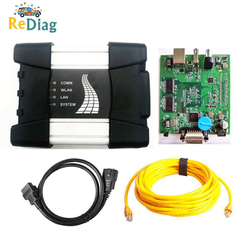 2020 ICOM NEXT ICOM For <font><b>BMW</b></font> For Mini Cooper WIFI <font><b>Diagnostic</b></font> Tool Newest Software Programming Tool Free Shipping image