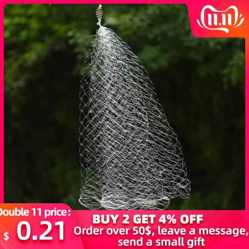 2019 New Fishing Net Design Copper Spring Shoal Fishing Net Outdoor Sports Equipment Netting Fishing Tackle Tools Fishing gear