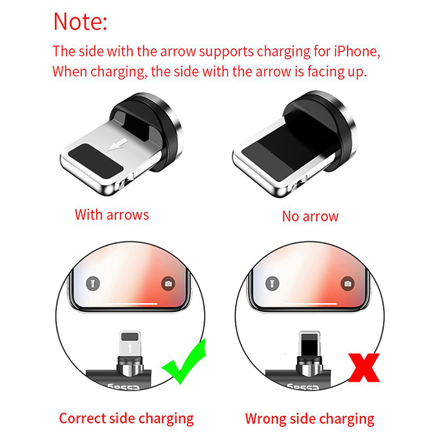 Essager Magnetic Charger Micro USB Cable for iPhone Samsung Android Mobile Phone Fast Charging Wire Cord Magnet USB Type C Cable 5
