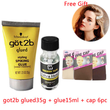 got2b glue35g moose for lace front wig bold hold lace front super glue adhesives hair glue got2b waterproof lace glue remover 30 hair glue for lace wig bold hold lace glue set sell 1 glue 38ml remover and wig glue tape got2b glued spray wig glue bold hold