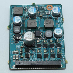 Mounted circuit board RE-332 repair parts for Sony PXW-X200 X200 Camcorder