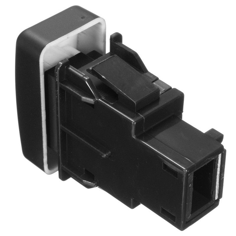 5Pin Car Interior Light Switch <font><b>LED</b></font> Car Push Button Fog Light Switch with Wire for <font><b>Honda</b></font> Civic Accord <font><b>CRV</b></font> Car Accessories image
