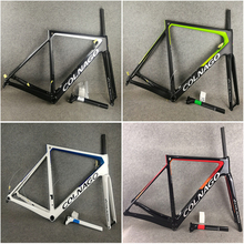 Bicycle Disc Frameset-Disk Carbon T1100 Colnago V3rs UD with 52/54cm 12--100