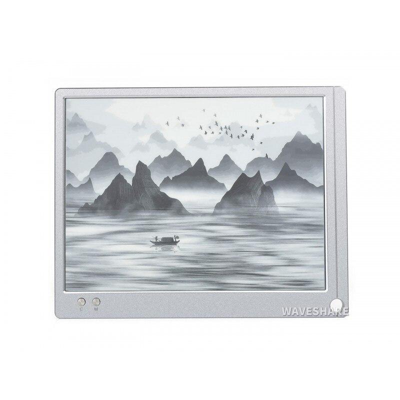 10,3 дюймовый монитор для электронной бумаги, интерфейс дисплея HDMI, Уход за глазами, поддержка блока питания Raspberry Pi/Jetson Nano/PC US/EU/UK