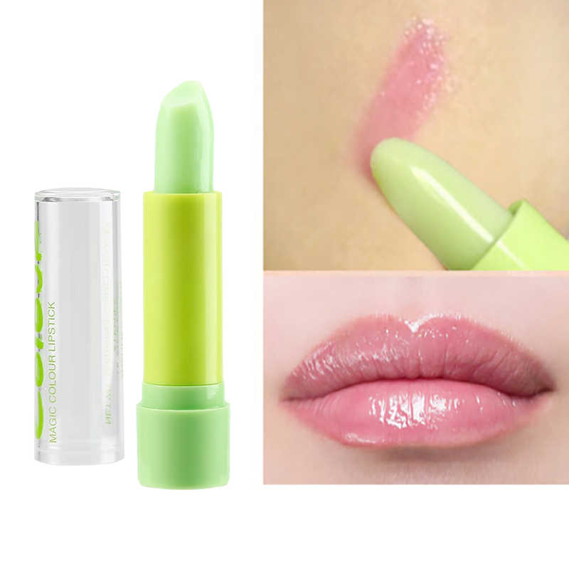 Magic Makeup Lipstick Color Mood Changing Long Lasting Moisturizing Lipstick Lip Care TSLM1