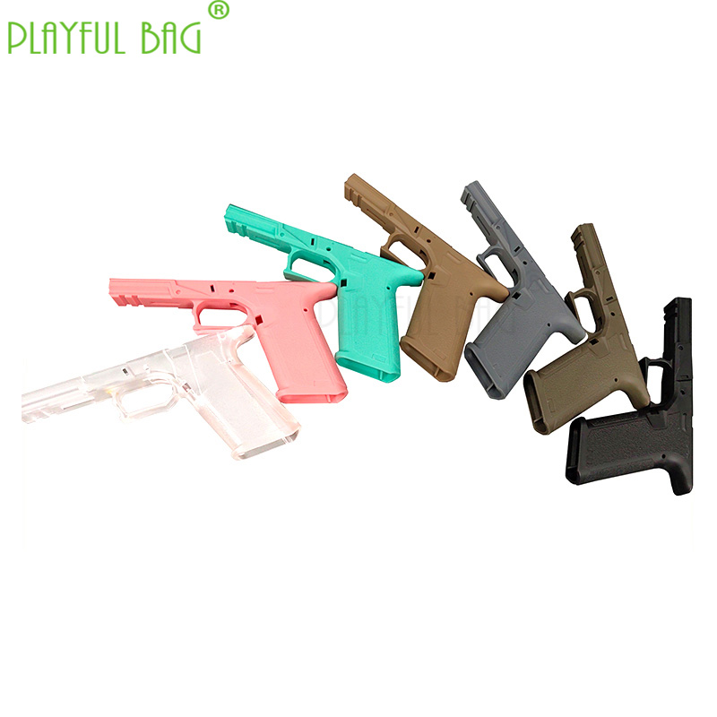 Outdoor Fun Toy P80 Plastic P1 Water Bomb Replacement Parts Refitting Accessories Multicolor Lower Body Hot Line Patch OD58