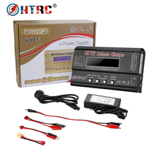 HTRC Imax b6 v2 Balance Charger 80W Professional Digital Discharger For LiHV LiIonLiFe NiCd NiMH PB Battery LiPo Charger htrc h400 ac dc 400w 20a vertical battery balance charger discharger for 1 8s lilon lipo life lihv 1 20s nimh nicd battery