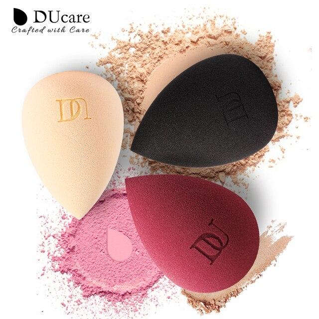 DUcare 1PC Makeup Foundation Sponge Cosmetic Puff Beauty Egg Blending Foundation Smooth Sponge Water Drop Shape Makeup Tools 1