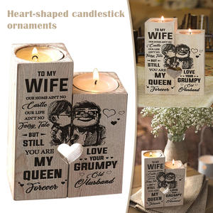 Candle-Gift My-Queen-Forever-Candle-Holder Husband To Are with Birthday-Anniversary SNO88