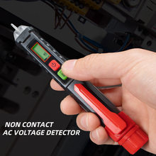 TASI TA11B+ Intelligent Non-contact Pen Alarm AC12-1000V voltage Tester Pen Meter Multi-function Test Pencil Voltage Detector