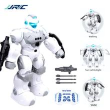 Robot JJRC intelligente programmabile Auto Music Dance RC Roboter per bambini Smart Watch segui sensore di gesto Robot vettoriale RC