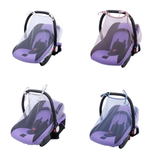 Mosquito-Net Insect-Protection Baby-Carriage And for Full-Cover Blue/gray 583E Dustproof