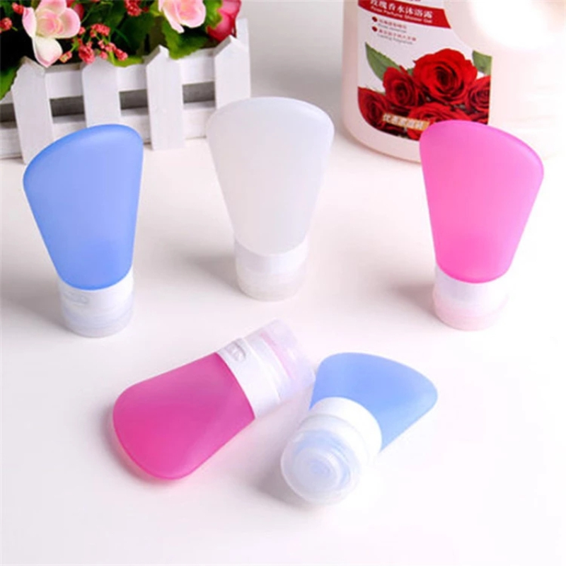 Empty Silicone Travel Packing Press Bottle For Lotion Shampoo Bath Small Sample Container Multipurpose Sub-bottle Squeeze Bottle