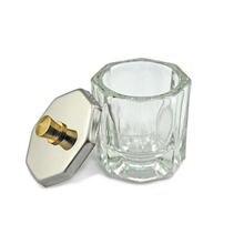 Акриловая Хрустальная чашка для ногтевого дизайна жидкий порошок
