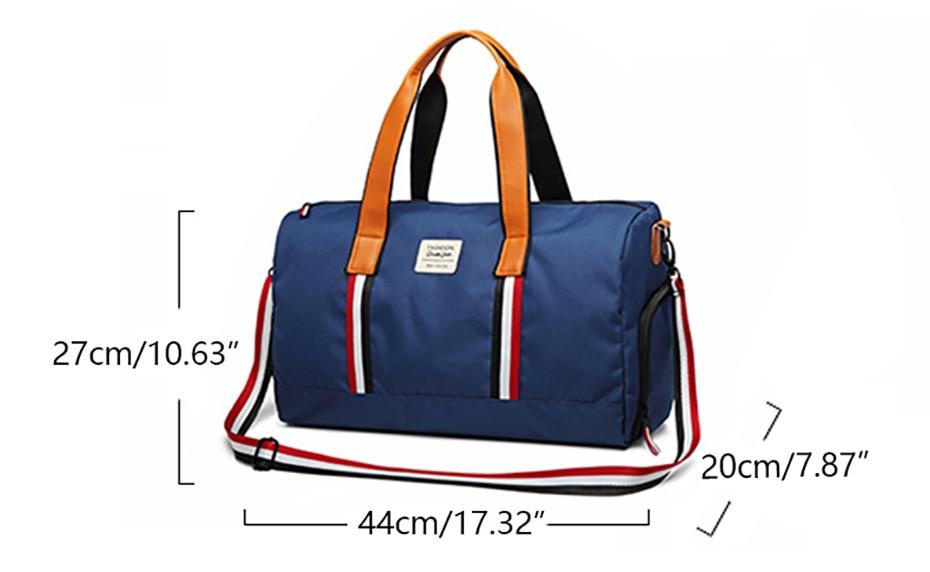 Fitness Gym Sport Bags Men and Women Waterproof Yoga Bag Outdoor Travel Camping Multi-function Sac De Yoga Sports Handbag07