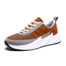 цена на Men's Shoes Summer Men Sneakers Fashion Spring Outdoor Shoes Man Casual Comfortable Mesh sport Shoes For Men Size 39-46