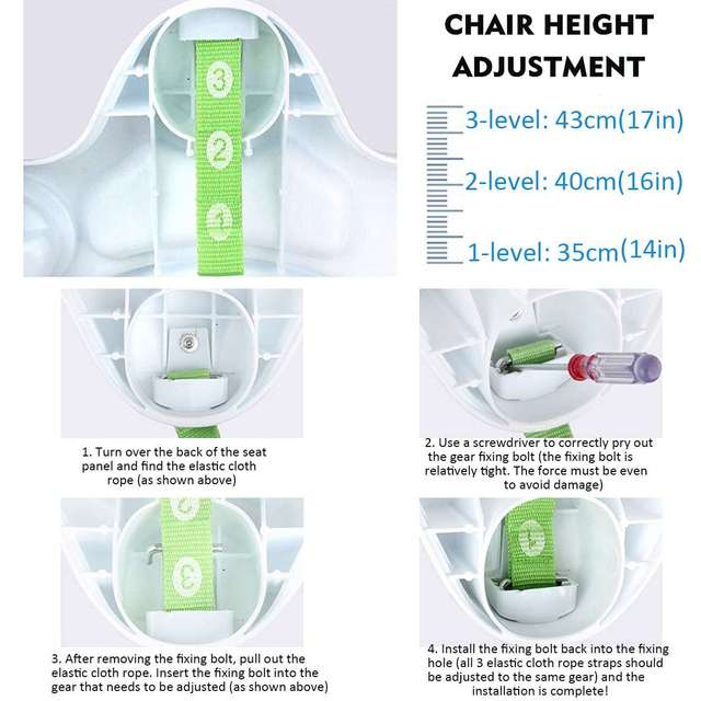Multi-function Children Baby Bouncer Walker 6-24M Baby Gym Rack Cradle Baby Swing Rocking Chair for Newborm Baby Activity Gear 6