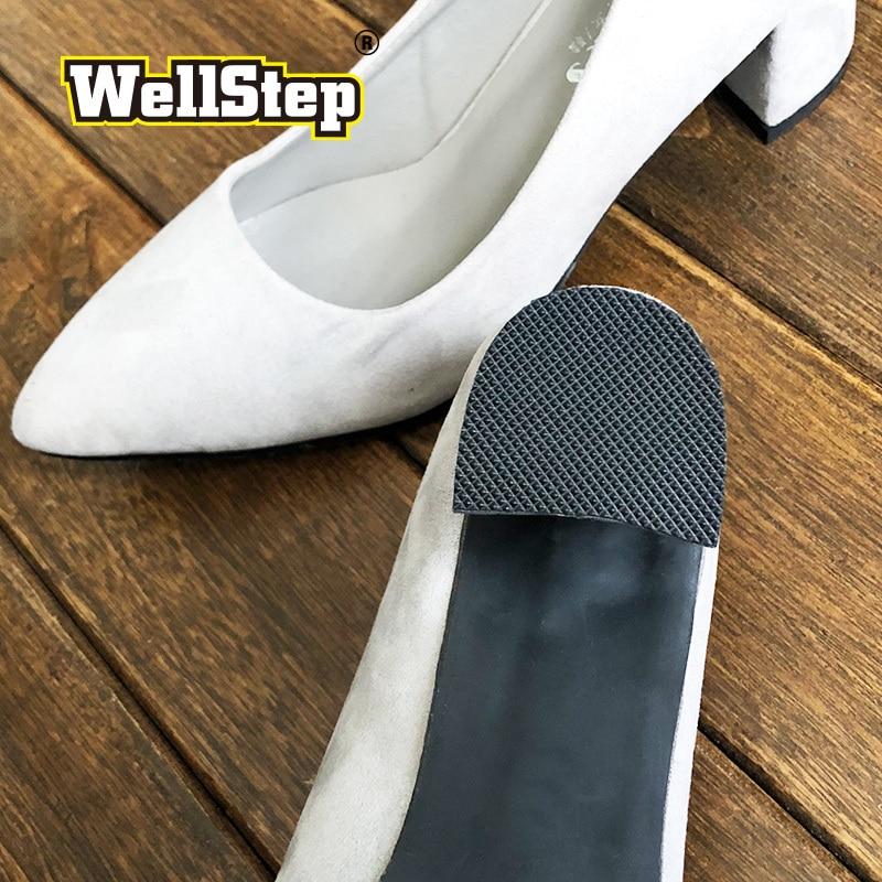 Pair Shoe Heel Protector Silent Pad
