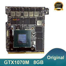 Graphics-Card MXM GTX1070M Laptop GDDR5 MSI for Gt62/Gt62vr/Gt72vr/.. N17E-G2-A1 MS-1W0V1