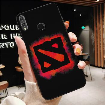 YNDFCNB for boys game dota 2 Phone Case For Huawei Honor 8X 8A 9 10 20 Lite 30Pro 7C 7A 10i 20i 2