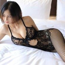 2021 novas mulheres sexy lingerie aberto oco meias liga cinto fishnet collants transparente meia-calça longa meia